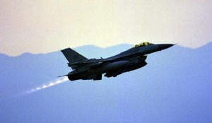 ITALY - NATO PLANES/F-16