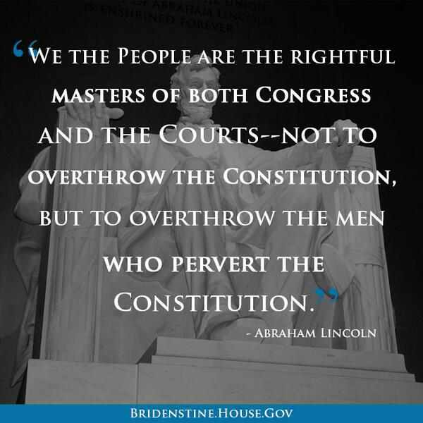 We the People Are The Rightful Masters… This Country Belongs to the People!