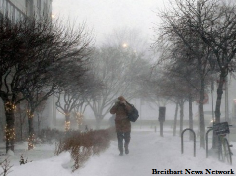 Global Warming Strikes Again with Arctic Cold Front Hitting D.C. and the South, Federal Gov't Shuts Down Again