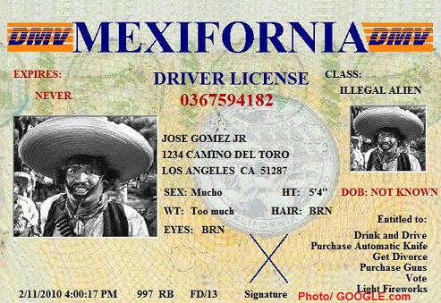 Illegal Alien-Only DMV Facility Opening in California!