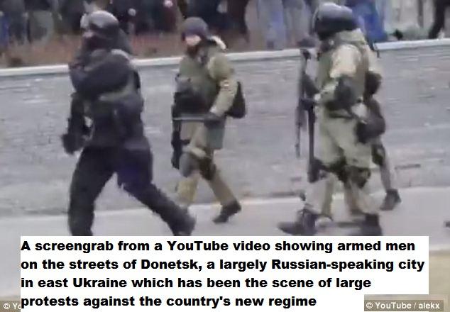 Blackwater on the Ground in Ukraine!