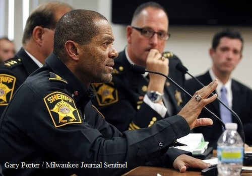 Milwaukee County Sheriff David Clarke Warns of Second American Revolution if Gun Confiscation Laws Pass…