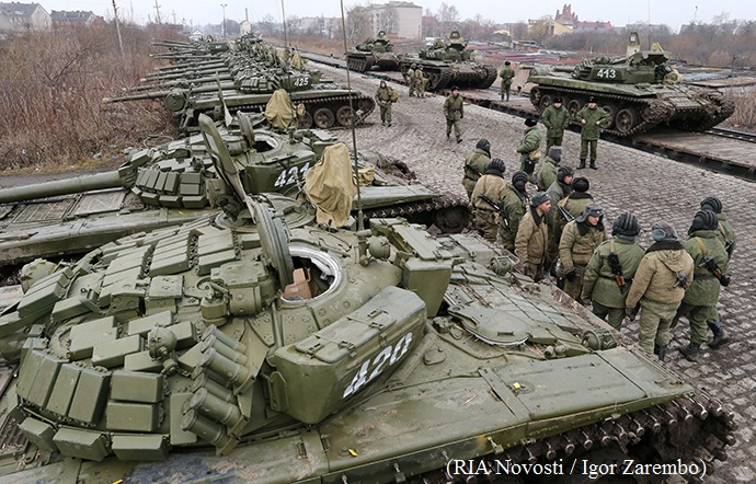 The Bear is getting ready: Russian troops ordered home from war games