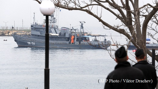 Western Media Chooses to Overlook a Valid Treaty and It Seems They Have Chosen To Ignore The Fact That Russian Troops Have Been Stationed in Crimea for Over a Decade