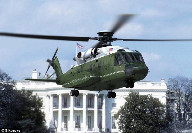 Obama Spending $20 BILLION on New Private Helicopter Fleet… But They Won't Be Ready Until 2022