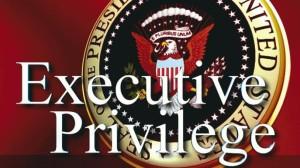 executive-privilege