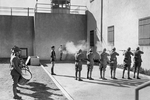 Lawmaker Proposes Bringing Back Firing Squads For Executions