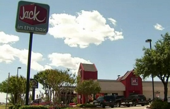 Man Shot by Drug Dealer At Jack In The Box Two Days After Guns Banned At Jack In The Box