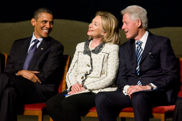 "Hillary Clinton Berated Obama As ""Incompetent And Feckless"" And ""Obama Has Turned Into A Joke"""