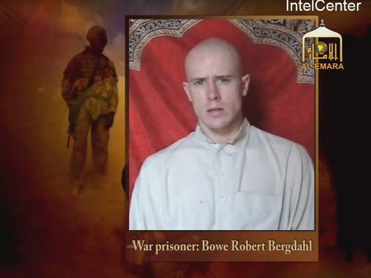 Bowe Bergdahl The Deserter Arrives At San Antonio Military Medical Center