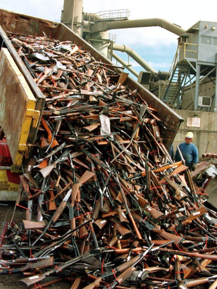 White House: Obama Prepared To Act 'Unilaterally' Again Using 'Executive Authority' For Gun Control Without Congress Consent: Praises Australia For Gun Confiscation