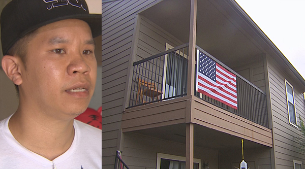 TX Man Told To Take Down American Flag … Because 'It's A Threat To The Muslim Community'