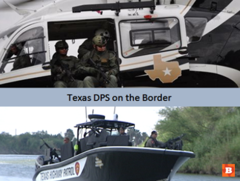 Texas Approves Border Security Surge
