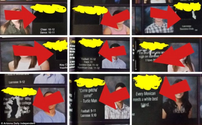 High School Uses Duct Tape To Censor Messages Deemed 'Racist and Unacceptable'