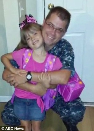 Judge Orders Navy Submariner Matthew Hindes To Court For Custody Hearing on Monday Or Face Arrest And Lose His Daughter… He Is Deployed On A Submarine Thousands Of Miles Away
