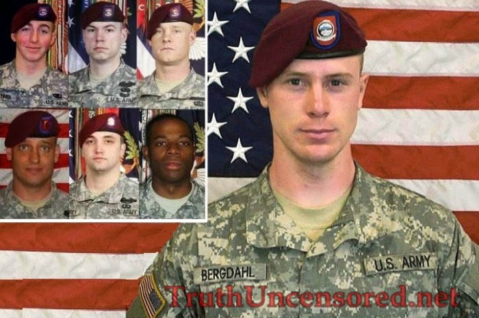 Obama is Labeling American Troops As 'Psychopaths' For Telling Truth About Bowe Bergdahl!