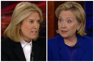 "Greta Van Susteren Presses Hillary Clinton on the Constitution: ""We Have This Funny Little Thing Called the Fourth Amendment and It's Actually Quite Plain"""