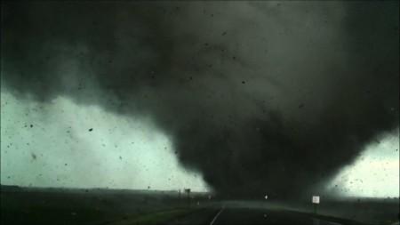 Pilger Tornado Close-Up