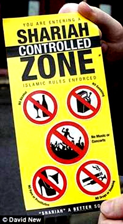 Did You Know There Are Muslim 'No-Go' Zones In The USA