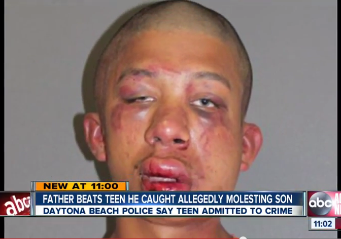 Watch What a Florida Father Did to the Man Caught Molesting His 12-Year-Old Son