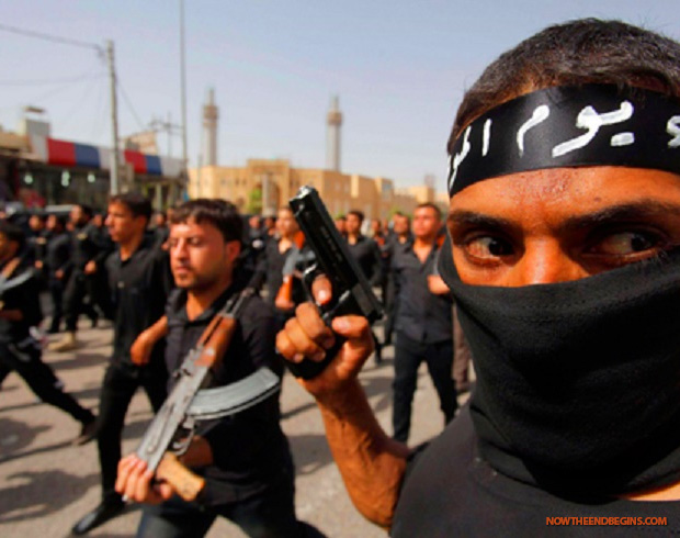 United States Does Nothing While 1 Million Christians are Slaughtered in Iraq
