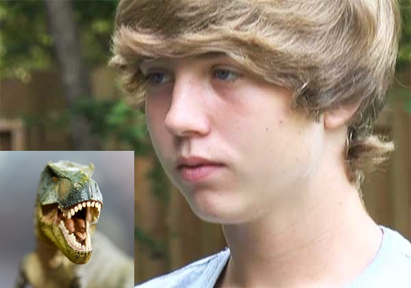 S. Carolina Student Arrested and Suspended After Writing About Shooting a DINOSAUR