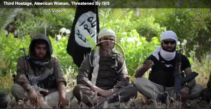 ISIS Demands $6.6M Ransom for 26-Year-Old American Woman or They Will Kill Her