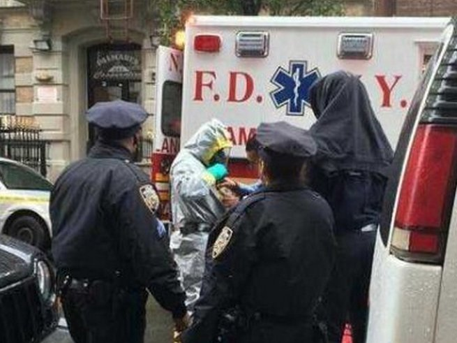 VIDEO: EBOLA CONFIRMED IN NY AND PATIENT RODE THE SUBWAY, WENT BOWLING AND TOOK TAXI'S