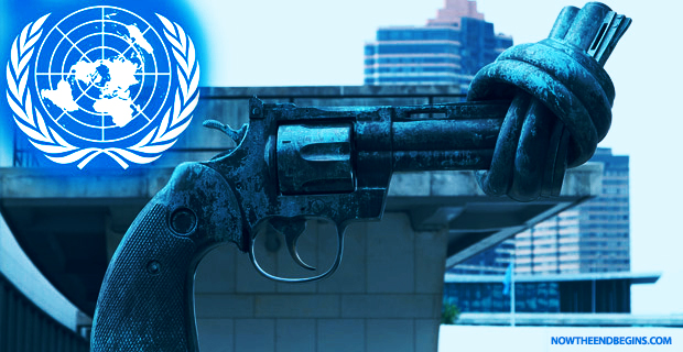 Obama And The UN Are Coming For Our Guns: United Nations Arms Trade Treaty Going Into Effect On December 24th
