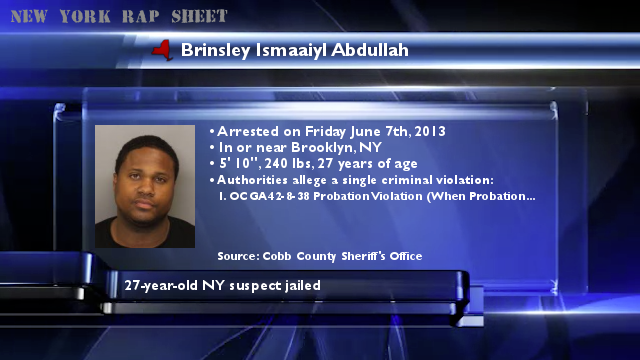 The Man Who Murdered The 2 NYC Police Officers Was A Muslim: His Name Was 'Ismaaiyl Abdullah Brinsley'