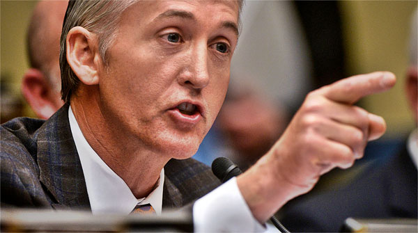 [Watch] Trey Gowdy Destroys the State Department Over Benghazi Stonewalling