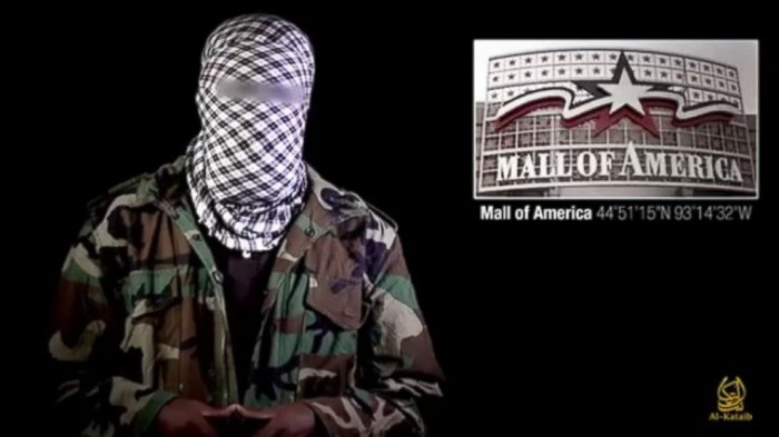 American Malls Under Terror Alert With Homeland Security Budget Cuts Looming