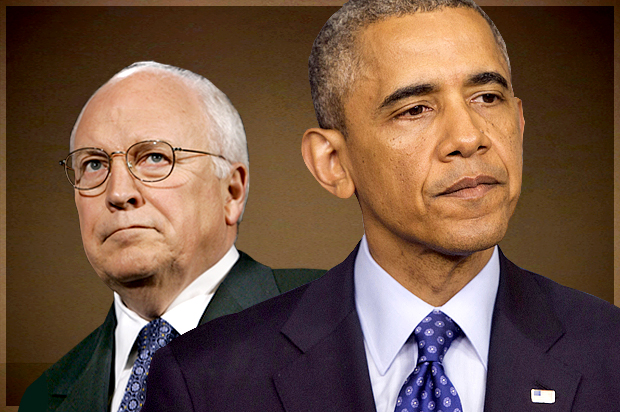 Dick Cheney Tears into Obama Accusing Him of 'Playing the Race Card'
