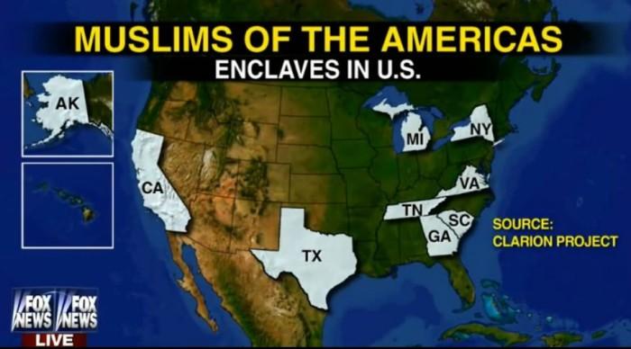 [Watch] Muslims Establishing Sharia No-Go Zones in America