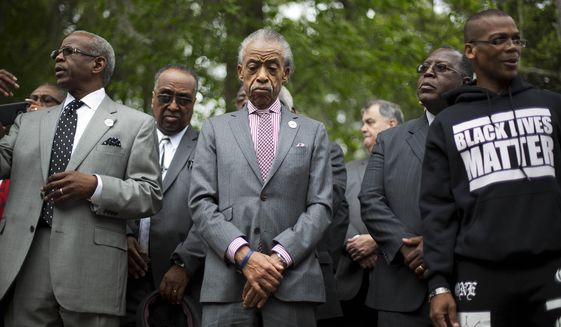 [Watch] Al Sharpton is Going to Baltimore to Save the Day, or Cause More Rioting