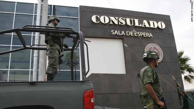 FBI Holds 'Special' Meeting At U.S. Consulate In Juárez Mexico To Address ISIS Along Mexican Border, DHS Not Invited