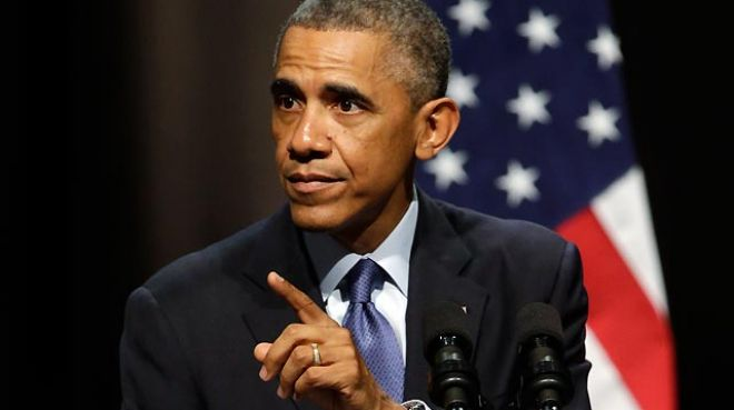 [Watch] Obama 'It's Fox News Fault People Don't Like Me'
