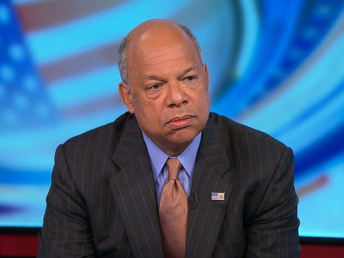 [Watch] Jeh Johnson 'Lone-Wolf Terrorists Could Attack U.S. 'At Any Moment!'