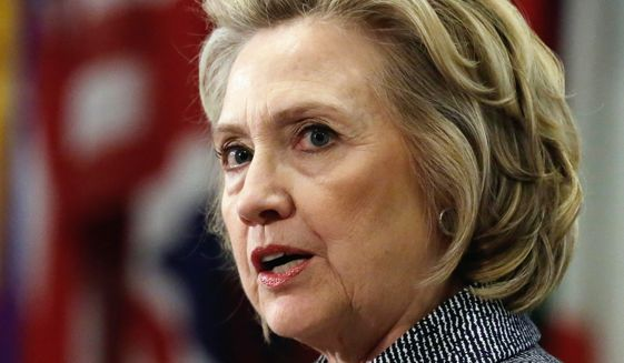 Hillary Clinton: 'I Want Those Emails Out' [Video]