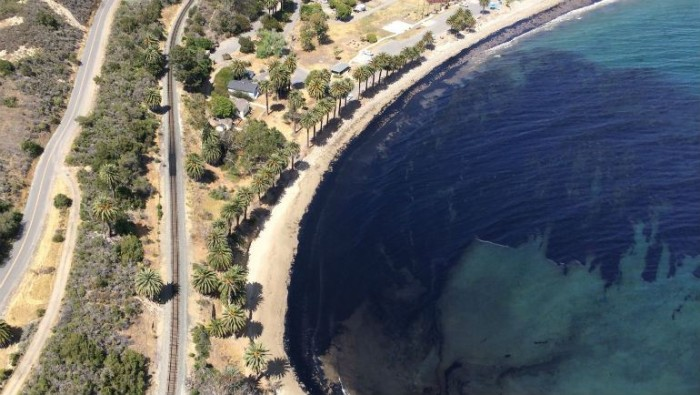 Ruptured Pipeline Spills 21,000 Gallons Of Oil On California Coast [Video]
