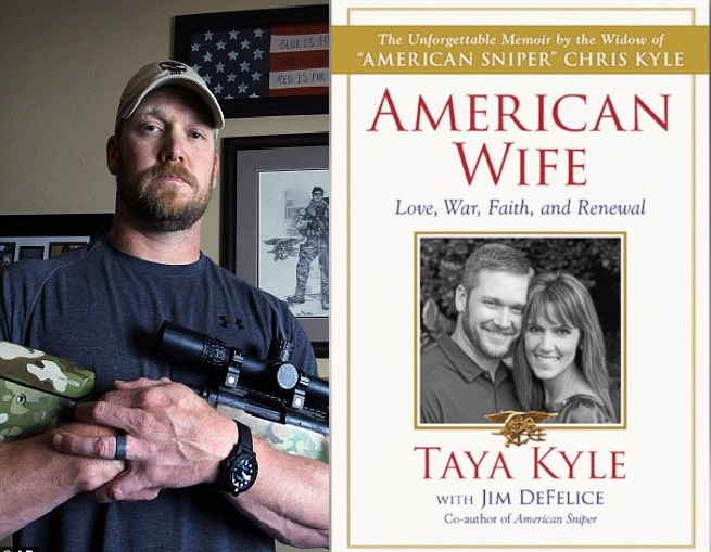 Taya Kyle Reveals How Obama Dishonored Chris Kyle [Video]