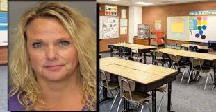 [Watch] Special Ed Teacher Arrested For Sticking Autistic Boy Head First In Trash Can