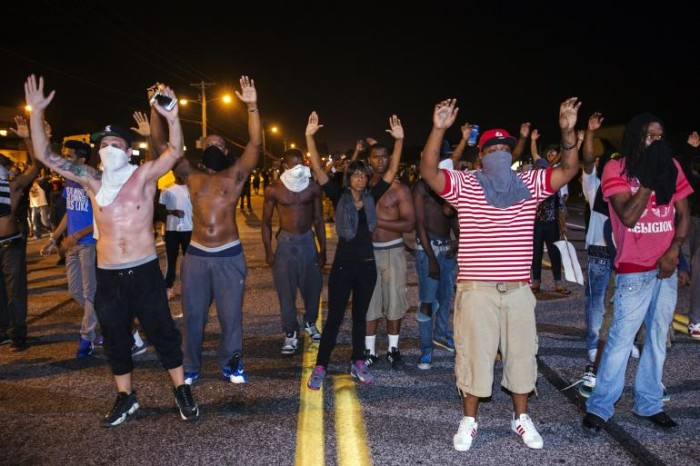 Exposed: Ferguson Protesters Were Paid 'Rent-A-Mobs'
