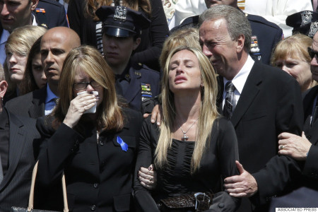 NYPD Officer Shot Funeral