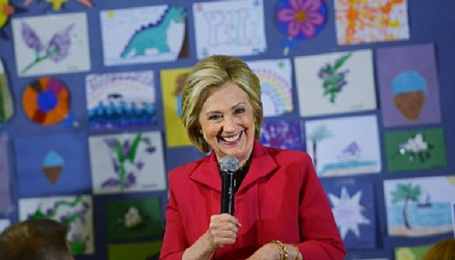 Hillary Clinton Charged Boys And Girls Club Massive Fee To Speak At Event And Ignores The Children