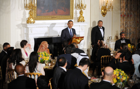 President Obama Hosts Dinner Celebrating Ramadan