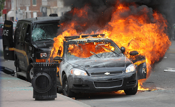 Baltimore Demands Taxpayers Pay $30.5 Million For Riot Cleanup – FEMA Says No!