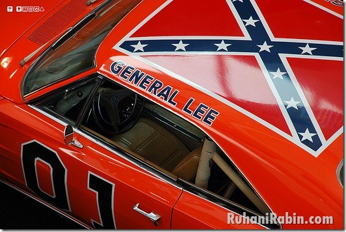 Iconic Dukes of Hazzard Car 'General Lee' Stripped Of Confederate Flag