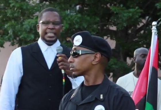 Black Panther Malik Shabazz Calls On Charleston Crowd To Finish 'Mission Of Killing White Slave Masters' [Video]