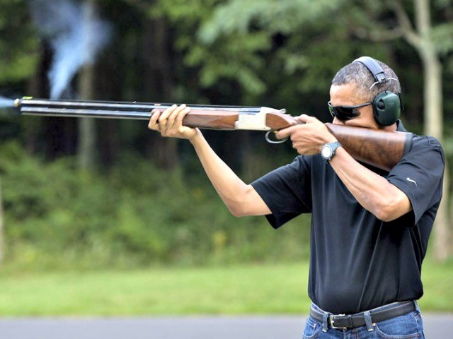 Obama To Bypass Congress With 'Gag Order' On Firearm Coverage